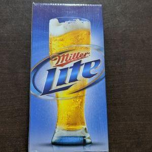 Miller Lite Wall Art - Miller Lite bobblehead beer vendor (NWT)
